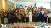 """Workshop penguatan Aparat Pengawasan Intern Pemerintah bertema """"Peningkatan Kapabilitas dan Peranan APIP melalui Continuous Auditing dan Continuous Monitoring (CACM)"""" di Jakarta."""