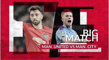 Berita Video Manchester United Vs Manchester City, Setan Merah Bisa Menang Jika Kevin De Bruyne Absen