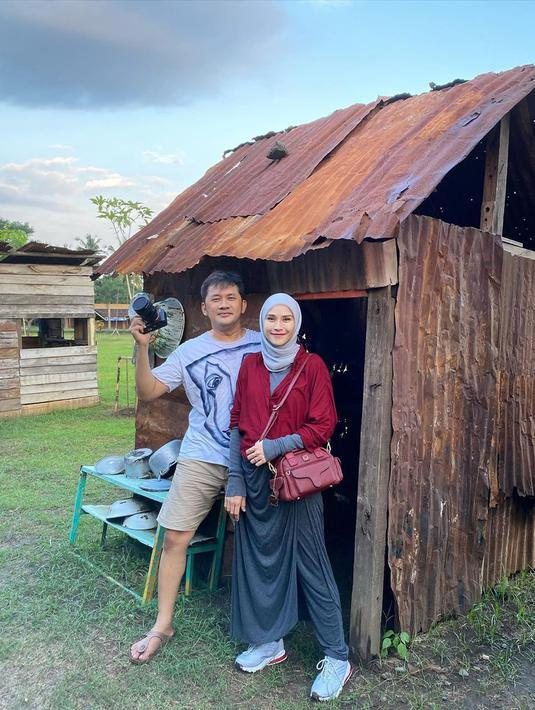 Hanung Bramantyo dan Zaskia Adya Mecca (Instagram/zaskiadyamecca)