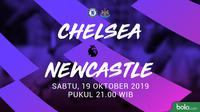 Premier League - Chelsea Vs Newcastle United (Bola.com/Adreanus Titus)