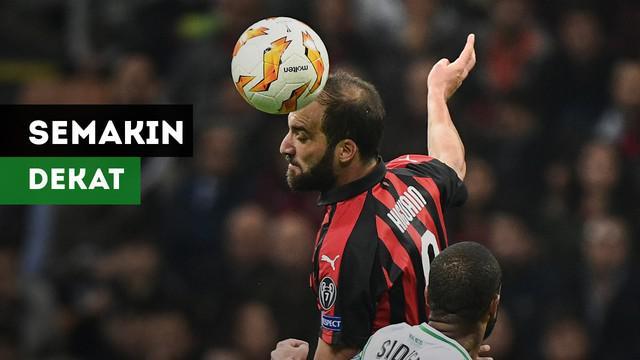 Berita video Gonzalo Higuain dikabarkan Sky Sport Italia semakin dekat bergabung dengan Chelsea hingga akhir musim.