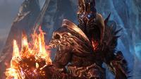 Karakter dan suasana pada gim World of Warcraft : Shadowlands. Gim tersebut meluncur di tengah perhelatan BlizzCon 2019.  (FOTO / Blizzard Ent)