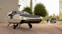 Mobil Terbang Bakal Bertenaga Hidrogen dan Jadi Taksi (Carscoops)
