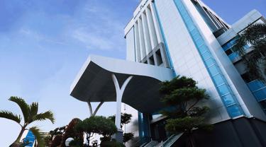 Gedung Bank Kalsel.