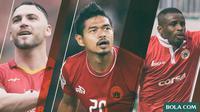 Trivia - Bomber Hebat yang Pernah dimiliki Persija Jakarta (Bola.com/Adreanus Titus)