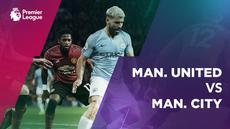 Berita video statistik Manchester United vs Manchester City pada lanjutan Premier League 2018-2019, Kamis (25/4/2019) di Old Trafford, Manchester.