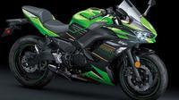 Kawasaki Ninja 650 kini dibanderol Rp 130 jutaan (Kawasaki)
