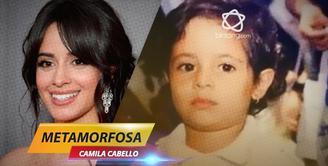 Penyanyi dan penulis lagu cantik asal Amerika ini memang sedang naik daun. Lihat perubahan Camila Cabello dari masa ke masa?