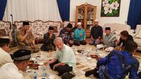 Suasana berbuka puasa di Wisma Indonesia KBRI Baku, Azerbaijan. (Istimewa)