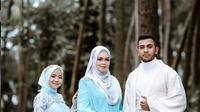 Nissa Sabyan berkolaborasi bersama penyanyi Singapura dan Malaysia rilis single di Hari Raya Idul Fitri (Liputan6/Instagram nissa_sabyan)