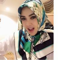 5 Potret Jadul Syahrini, Cetar Membahana Sedari Dulu (sumber: Instagram.com/princessyahrini)
