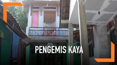 Keluarga Suherman Pengemis Tajur yang terjaring Satpol PP Kota Bogor membantah jika Suherman alias Enur memiliki Mobil. Suherman selama ini menumpang di rumah anak menantunya
