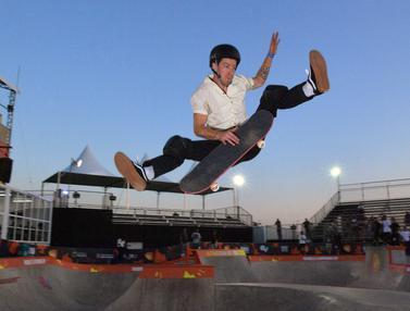 Snowboarder Ternama Dunia Shaun White Beralih Jadi Skateboarder