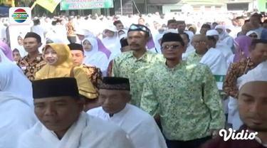 Sebanyak 300 calon jemaah haji asal Mojokerto, Jawa Timur, tidak berangkat ke haji karena berbagai alasan.