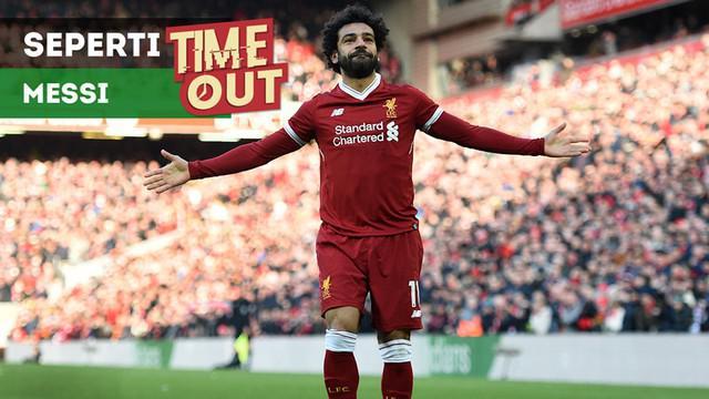 Berita video Time Out kali ini tentang pemain Liverpool, Mohamed Salah, yang diprediksi bisa seperti bintang Barcelona, Lionel Messi.