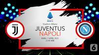 Juventus vs Napoli (liputan6.com/Abdillah)