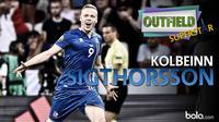Outfield Superstar Euro 2016_Kolbeinn Sigthorsson (Bola.com/Adreanus Titus)