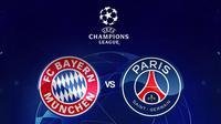 Liga Champions - Bayern Munchen Vs PSG (Bola.com/Adreanus Titus)
