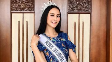 6 Pesona Rr Ayu Maulida, Puteri Indonesia Jawa Timur 2020