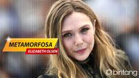 Metamorfosa Elizabeth Olsen. (DI: Nurman Abdul Hakim/Bintang.com)