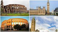 Bangunan Ikonik di Dunia. (Sumber: Brightside)