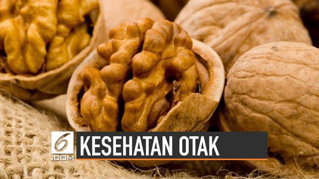 Makanan Ini Mampu Jaga Kesehatan Otak
