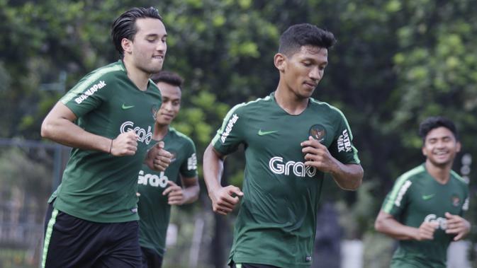 Ezra Tutur Penyebab Keterlambatan Gabung Timnas Indonesia U-23