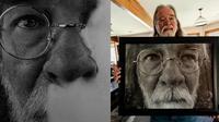 Dylan Eakin, seniman yang manfaatkan arang jadi media lukis, hasilnya menakjubkan bak objek nyata.(Sumber: Instagram/@drawings.by.dylan)