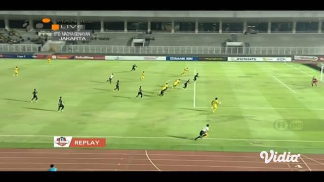 Laga lanjutan Shopee Liga 1,  Bhayangkara Fc  vs PS Tira Persikabo berakhir  1-1 #shopeeliga1 #Bhayangkara Fc #PS Tira Persikabo