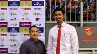 CLS Knights Indonesia mendapat dukungan dari mantan pemain Indonesia Warriors, Cokorda Raka Satyra Wibawa, yang pernah membawa Indonesia Warriors juara ASEAN Basketball League (ABL).