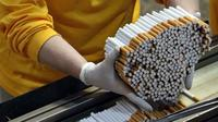 Ilustrasi Industri Rokok