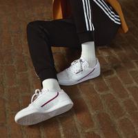 Intip wajah baru Adidas Continental 80 yang mencuri perhatian pecinta sneakers (Foto: Instagram/Adidas)