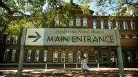Rumah Sakit Royal Prince Albert Sydney. (SMH)