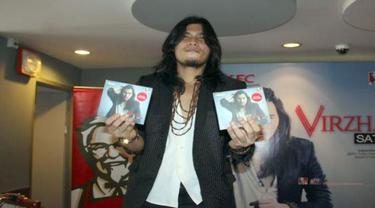 Cerita Album Baru Virzha yang Agak Mirip Ahmad Dhani