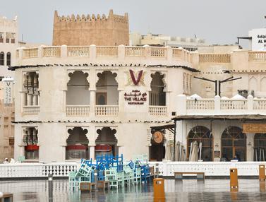 Menengok Kota Doha Qatar di Tengah Pandemi COVID-19