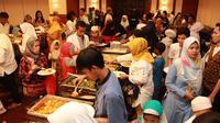 Millennium Hotel Sirih Jakarta menggelar Warna-warni Ramadan bersama anak yatim piatu (Dok.Millennium Hotel Sirih Jakarta)