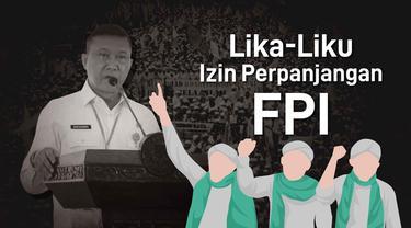 Lika-Liku Izin Perpanjangan FPI