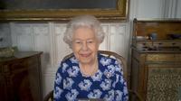 Ratu Elizabeth II. (Buckingham Palace via AP)