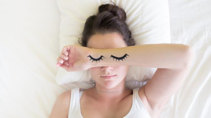 Ilustrasi tidur (iStockphoto)