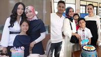 Potret 6 Seleb dan Mantan Istri Pasangan Rayakan Ultah Anak, Kompak Banget (Sumber: Instagram/imelpc/christyjusung)