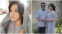 Potret Syukuran 4 Bulanan Tipang Istri Arif Muhammad yang Sedang Hamil (sumber:Instagram/ tiarapangestika)