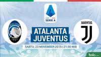 Serie A - Atalanta Vs Juventus (Bola.com/Adreanus Titus)