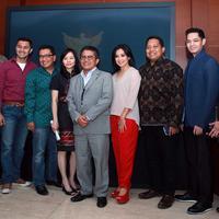 Press Conference Panasonic Gobel Awards 2015 (Deki Prayoga/Bintang.com)