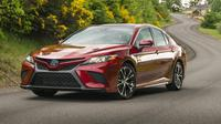 Toyota Camry recall untuk mengganti mesin (autoevolution)