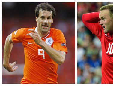 Foto Piala Eropa: 7 Striker Tajam di Ajang Euro yang Belum Sekalipun Meraih Juara, Antoine Griezmann Masih Berpeluang