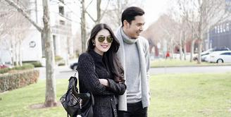 Sandra Dewi sedang menanti kelahiran buah cinta pertamanya dengan Harvey Moeis.