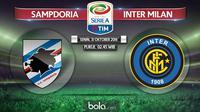 Serie A_Sampdoria vs Inter Milan (Bola.com/Adreanus Titus)
