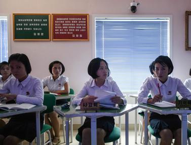 Sekolah Guru di Korea Utara