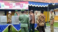 Ilustrasi – Pilkades di Kabupaten Banyumas, Jawa Tengah. (Foto: Liputan6.com/Muhamad Ridlo)