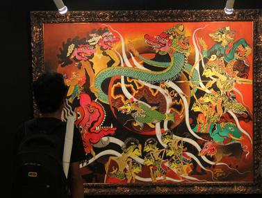 "Pameran Lukisan Bersama ""Spirit Indonesia"""